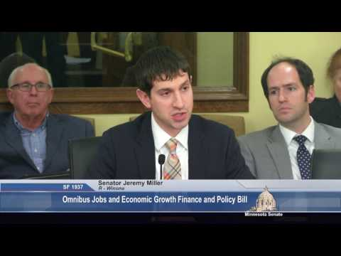 Jobs and Economic Growth Bill