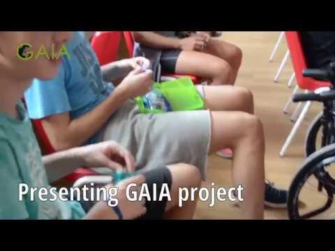 GAIA Educational Lab Kit Demo