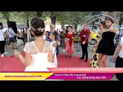 Marius Babanu - Mare fericire am in casa New Live 2017