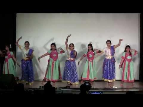 St. Mary's Syro Malabar Church, NY - Family Night  Dance - Sarvesha Padam Namo.MTS