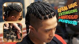 Download lagu 히피부다 Straight hair dreadlocks extensions [Dreads extension] tutorial, how to install dreads 드레드 드레드락