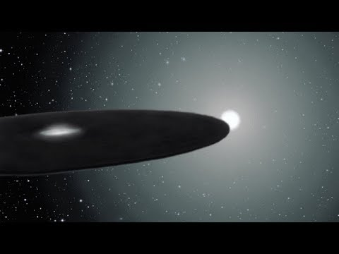 Загадки Вселенной: Эпсилон Возничего (Epsilon Aurigae)