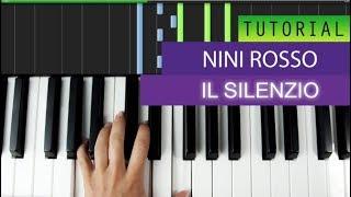 Nini Rosso - Il Silenzio - Piano Tutorial + MIDI Download