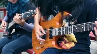 Dream Theater - As I Am [Guitar Cover]