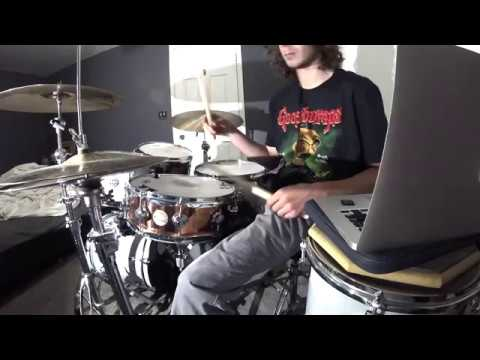 Back to Life - Soul 2 Soul drum cover