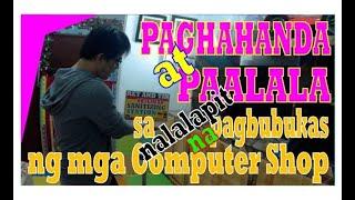 PAGHAHANDA SA NALALAPIT NA PASUKAN (DISTANCE LEARNING)