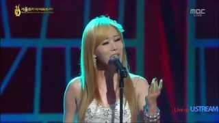 YISABEL - My Eden (Gu Family Book OST) live @ Seoul International Drama Awards 2013