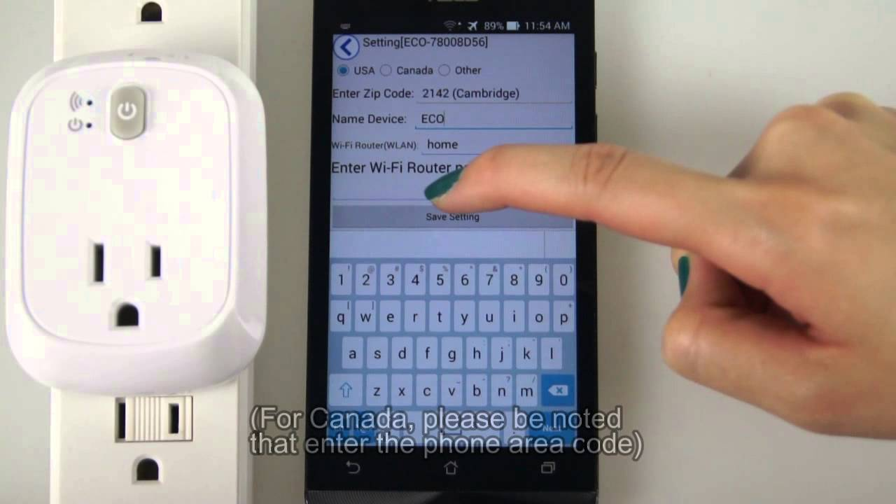 ECO Plugs - How to Install @ Android