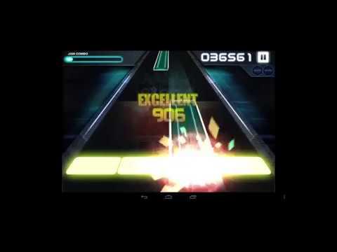 O2Jam U Gameplay Test Record via Andyroid + Keymapper [Windows 10]