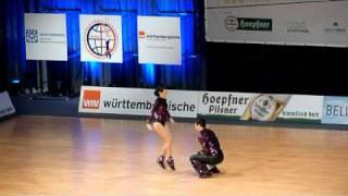 WRRC Rock´n´Roll World Championship 2010 (Place 1 - 3)