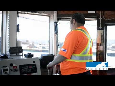 McKeil Marine - Sailing Crew Story: Marvin Cooper