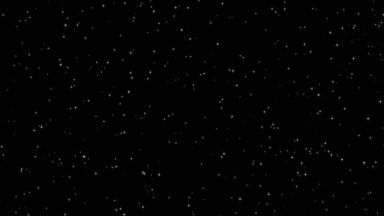 free starry night sky background loop free worship loops