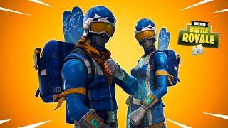 THE ALPINE ACE & MOGUL MASTER SKINS - Fortnite Daily Reset New Items in Item Shop