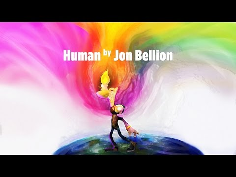 Jon Bellion - Human HD (Lyrics)