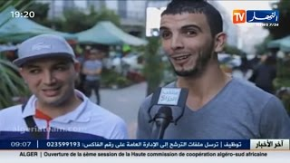 الشاب الذي أدهش قناة النهار - شاهد ماذا قال عن المنتخب الوطني