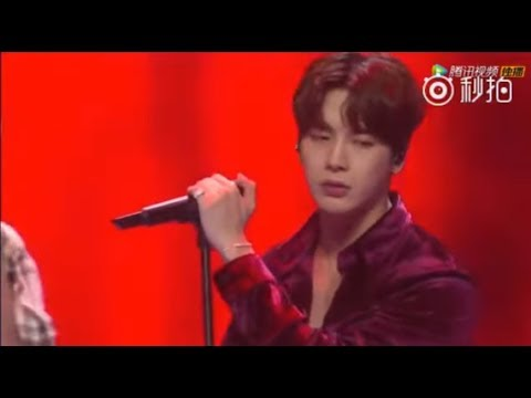171203 GOT7 Jackson - OKAY @ Tencent Star Awards