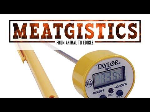 MEATGISTICS: Safe Internal Meat Temperatures