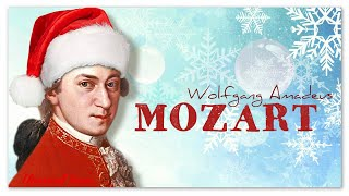 Mozart Classical Music For Christmas - Brain Power Music | Focus Studying Reading Powerful