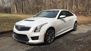Cadillac ATS-V Coupe 2016 Videos