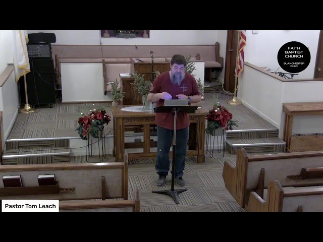 16th Bible Reading