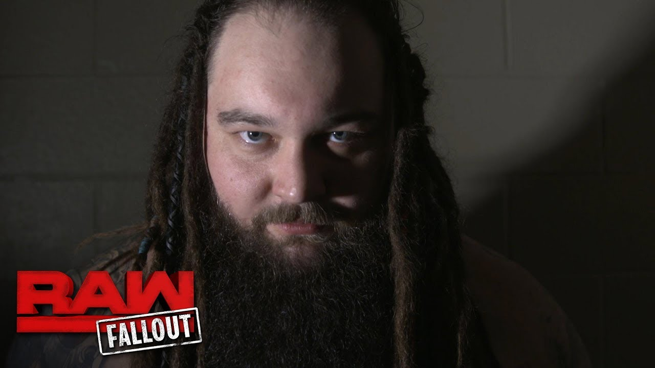 Bray Wyatt vows to overtake them all in the 30-Man Royal Rumble Match: Raw Fallout, Jan. 8, 2017