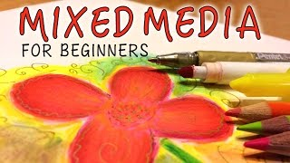 Download Mp3 Mixed Media For Beginners