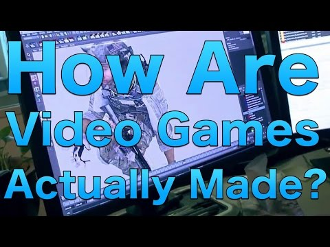 How To Actually Make a Video Game | Beginner Steps To Take