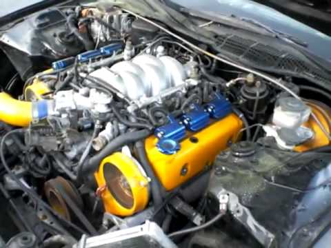 Acura Legend With Skyline Body And New Engine Youtube