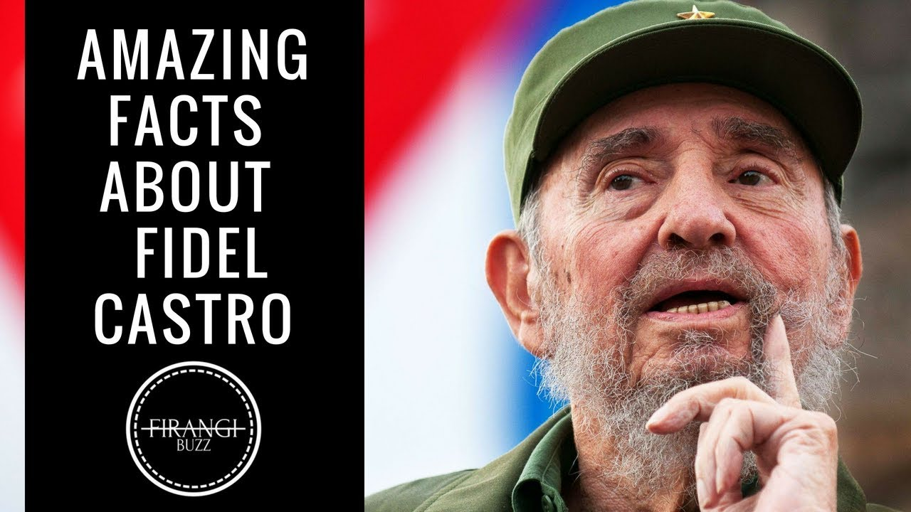 an introduction to the life of fidel castro Fidel castro, cuba's former president and revolutionary leader, makes a rare public appearance to attend the inauguration of an art gallery, jan 8, 2014, in havana.