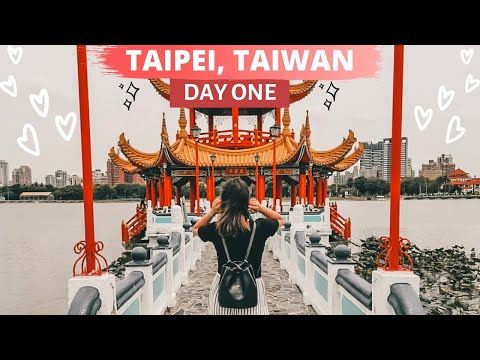 DAY ONE: FLYING FROM VANCOUVER TO TAIWAN - With AIR CANADA