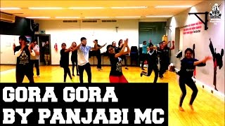 BPD Back2Basics Bhangra Classes - Gora Gora by Panjabi MC