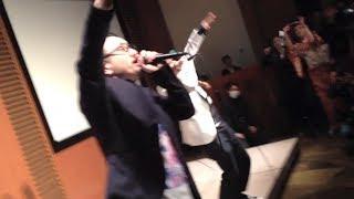東京アートフェアの関連イベントとして行われる、Bacon Prize Partyで行...