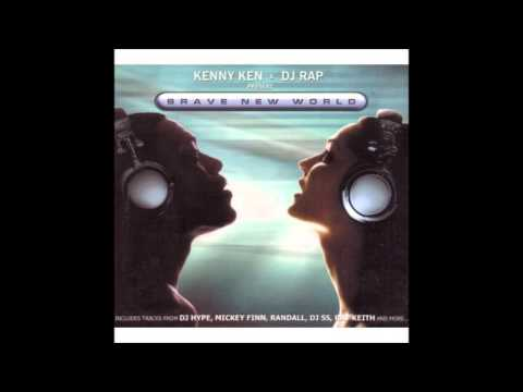 Kenny Ken & Dj Rap A Brave New World (1999)