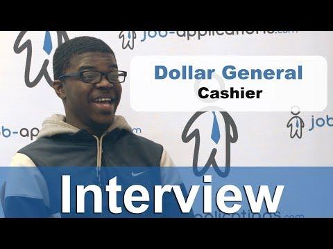Dollar General Interview - Cashier 3