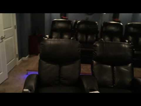 Home theater, bar, game room, man cave