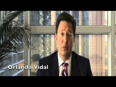 Orlando Vidal for Democrats Abroad International Counsel