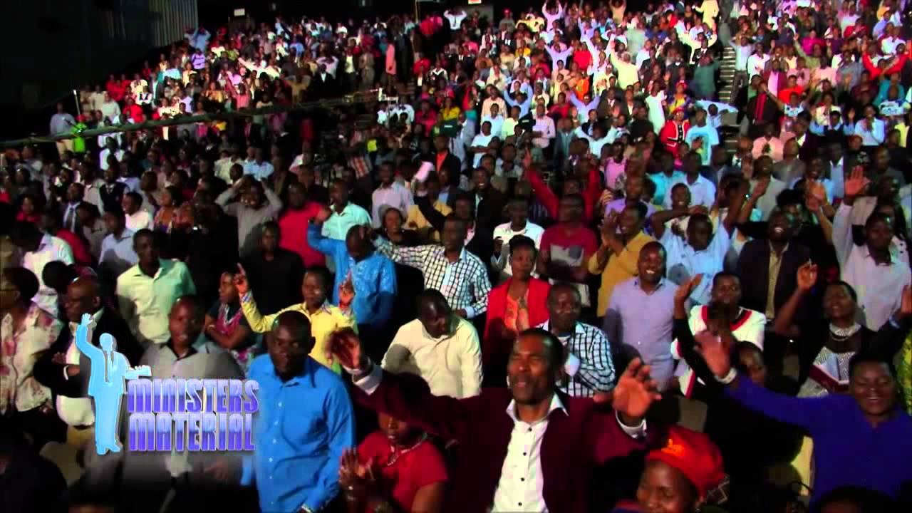 Prophet Makandiwa -  Minister Material Prophetic Session
