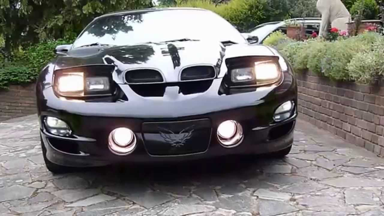 a pontiac firebird ws6 trans am 98 02 uk light conversion. Black Bedroom Furniture Sets. Home Design Ideas
