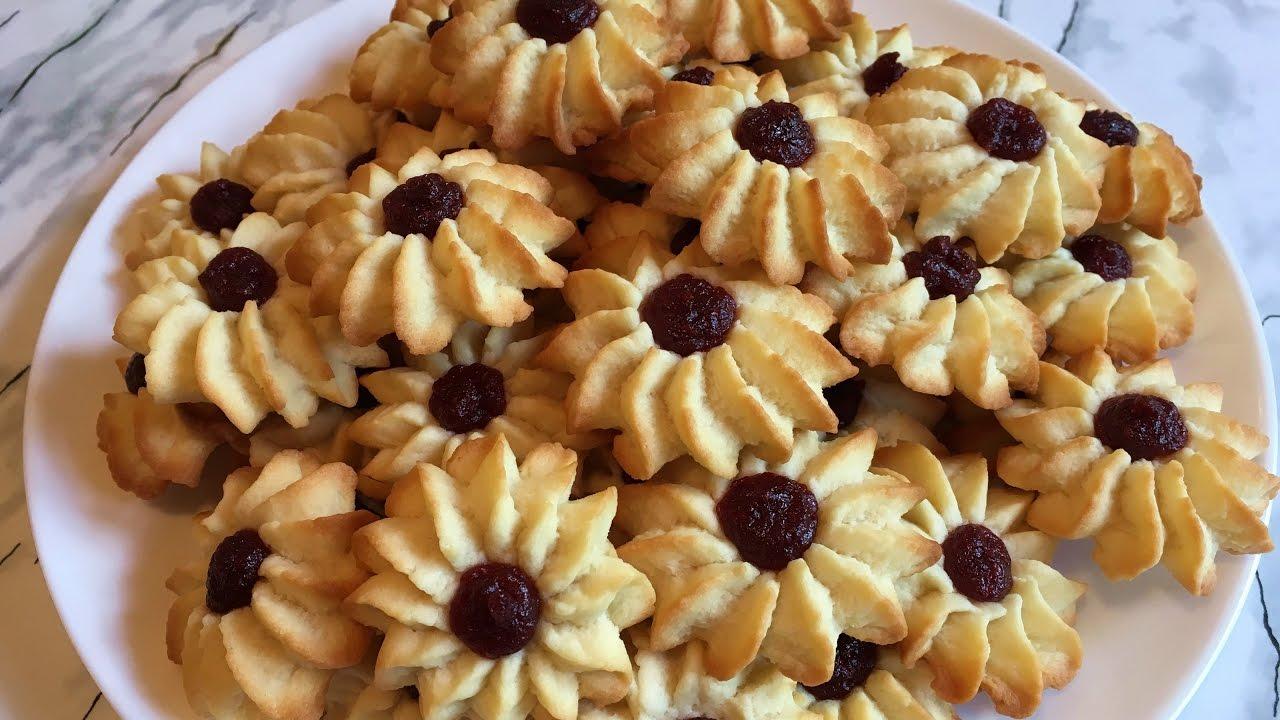 рецепты магазинного песочного печенья