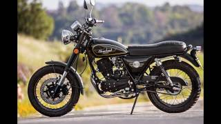 Cleveland Cyclewerks Ace Deluxe Scrambler