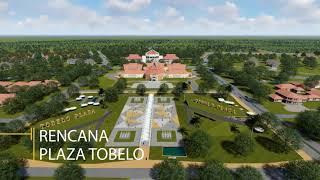 Review Desain Kawasan Pemerintahan Kabupaten Halmahera Utara
