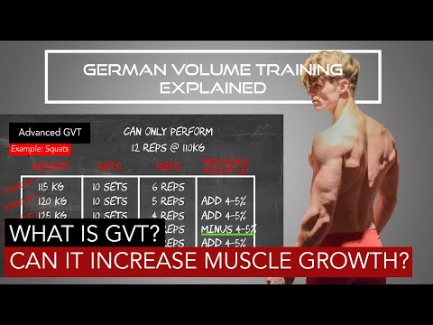 The Dying of German Volume Training