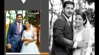 Alvin + Anitha wedding highlights | 2017