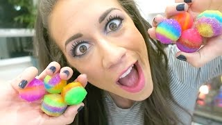 DIY BOUNCY BALLS!