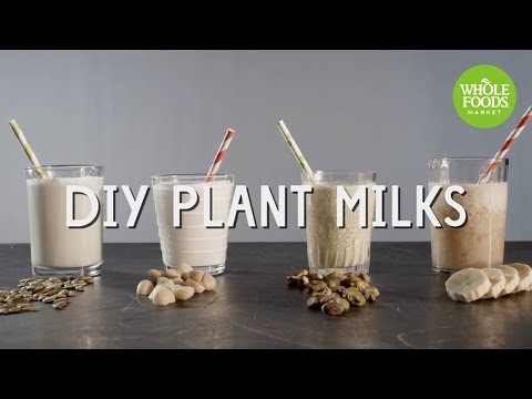 Plant Milks | Food Trends | Whole Foods Market