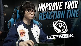 How to improve your Reaction Time (Faster Reflexes and Mental Speed) - PART 1