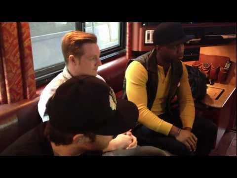 RAW: JPM Royal Tailor Interview @ Winter Jam 2013 in Ft. Wayne