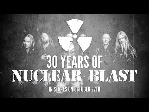 NUCLEAR BLAST: Celebrating 30 Years - UK pre-orders (OFFICIAL TRAILER)