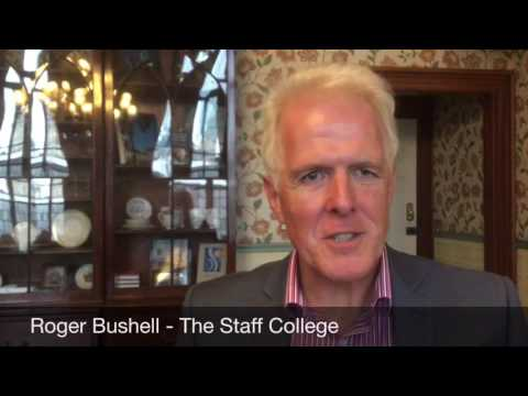 Roger Bushell - Changing the narrative between citizens and state