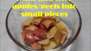 How to make apple cider vinegar at home: PINAYs EASY RECIPE